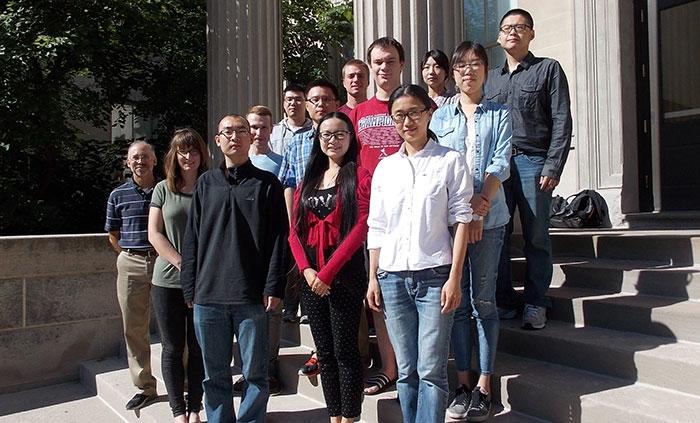 2015 Graduate Students