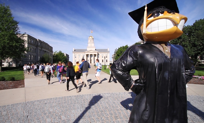 Fall Semester at The University of Iowa