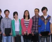 April 2012, Award Winners!