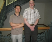 May 2012, Xiongwen Tang and Mike Jones
