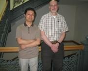 May 2012, Xiongwen Tang and Mike Jones