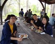 April 2009, Spring Picnic