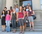 August 2011, New Statistic Students