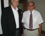 September 2009, Terrance Lissi and Jim Broffit