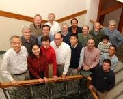 September 2003, Faculty