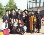 May 2000, MS Graduates
