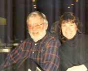October 1999, Tim and Joan Robertson