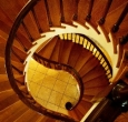 Old Capitol Spiral Staircase